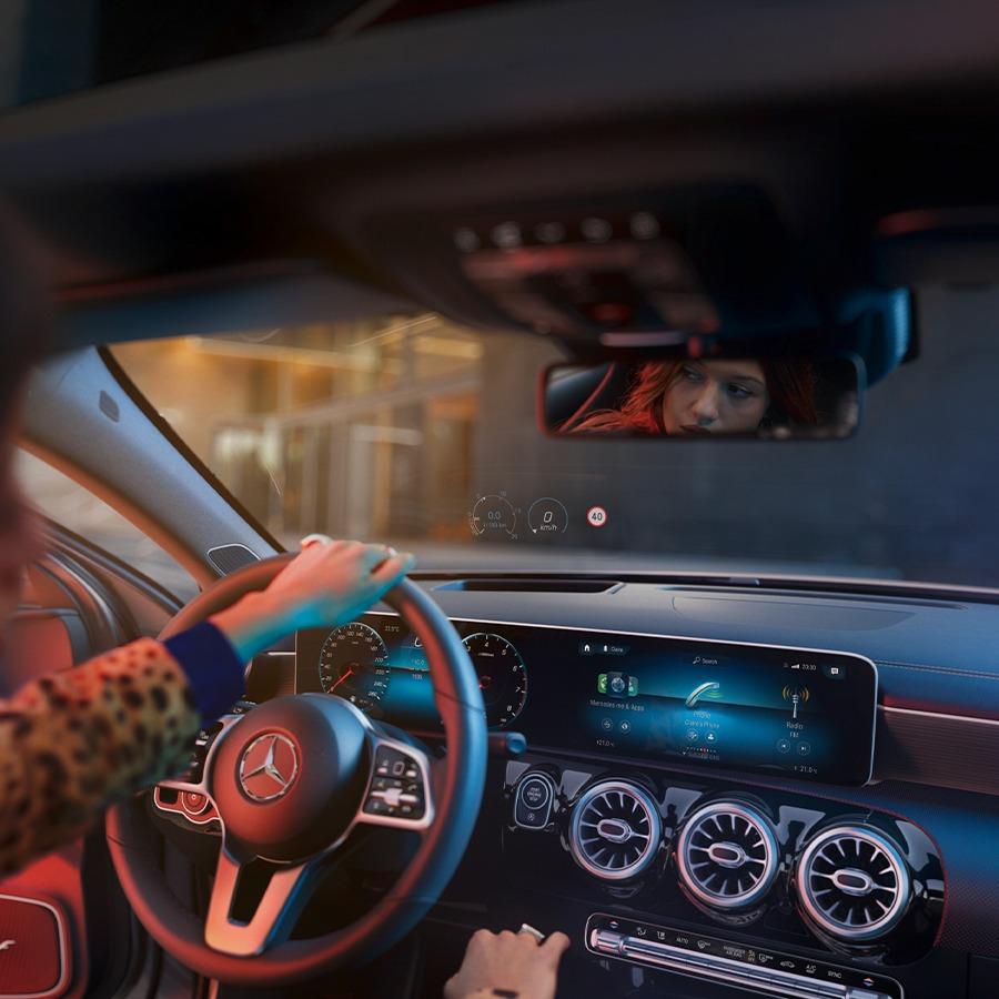 Nuevo Clase A Hatchback - Diseño