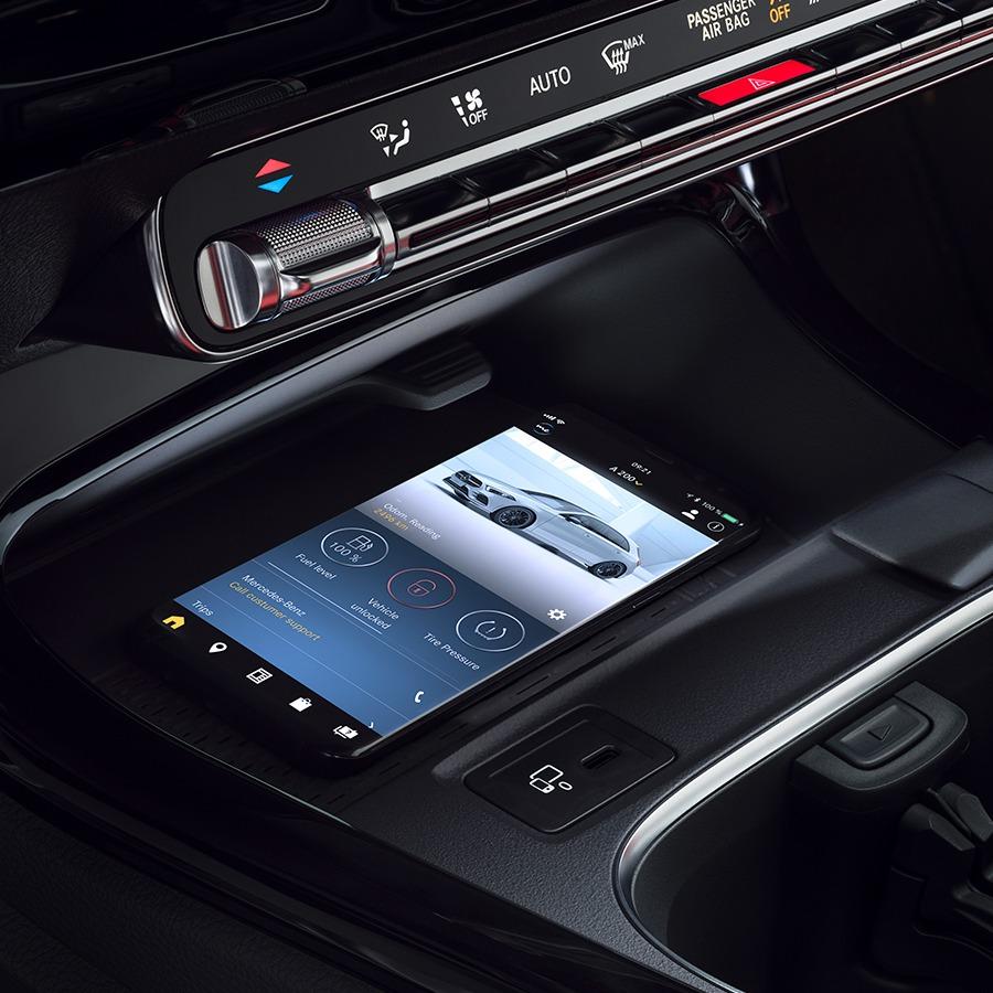 Nuevo Clase A Hatchback - Seguridad