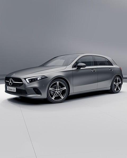 Nuevo Clase A Hatchback - Gris