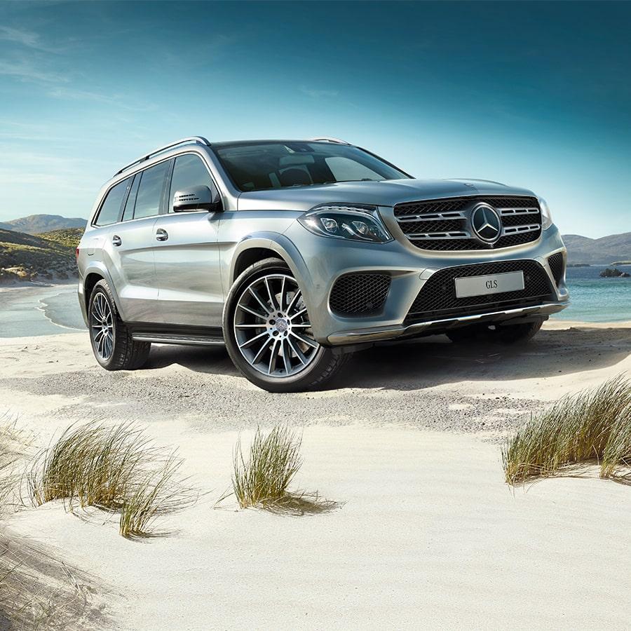 Mercedes-Benz GLS - Diseño