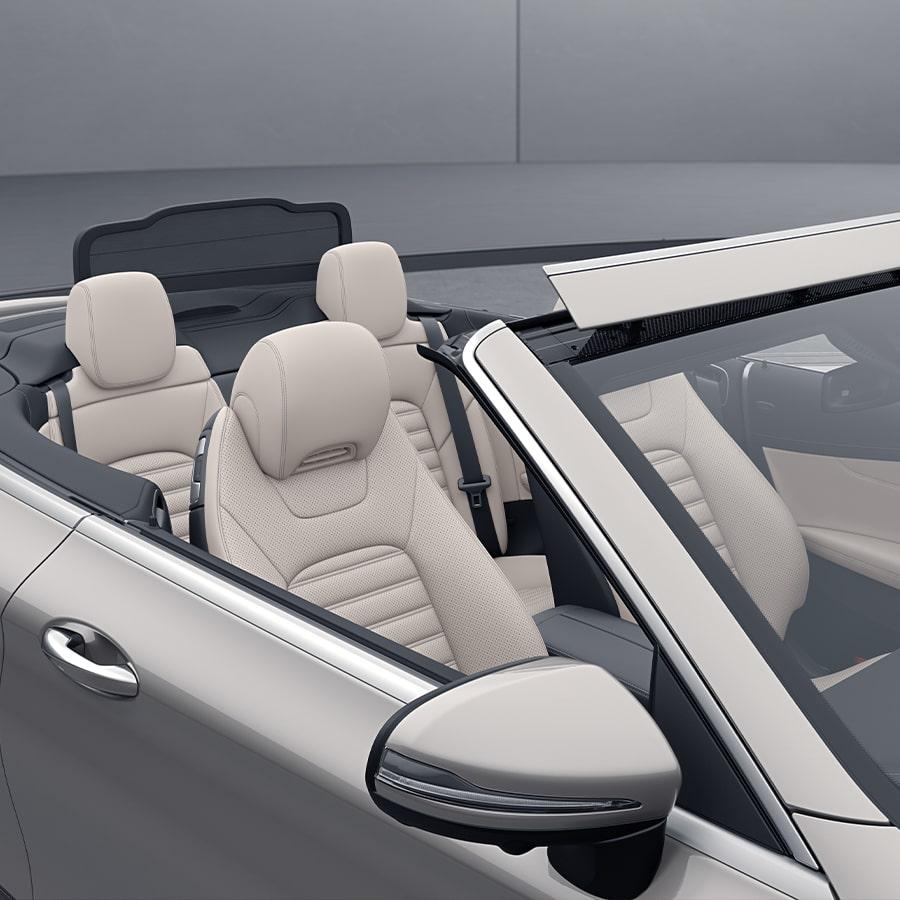 Mercedes-Benz Cabriolet - Diseño