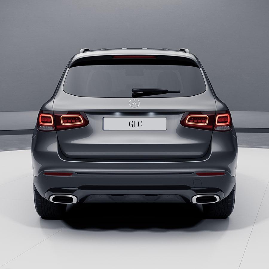 GLC SUV - Diseño