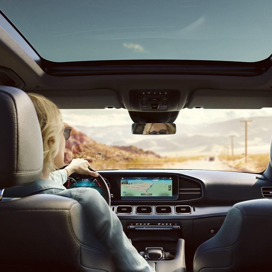 GLE SUV - Confort