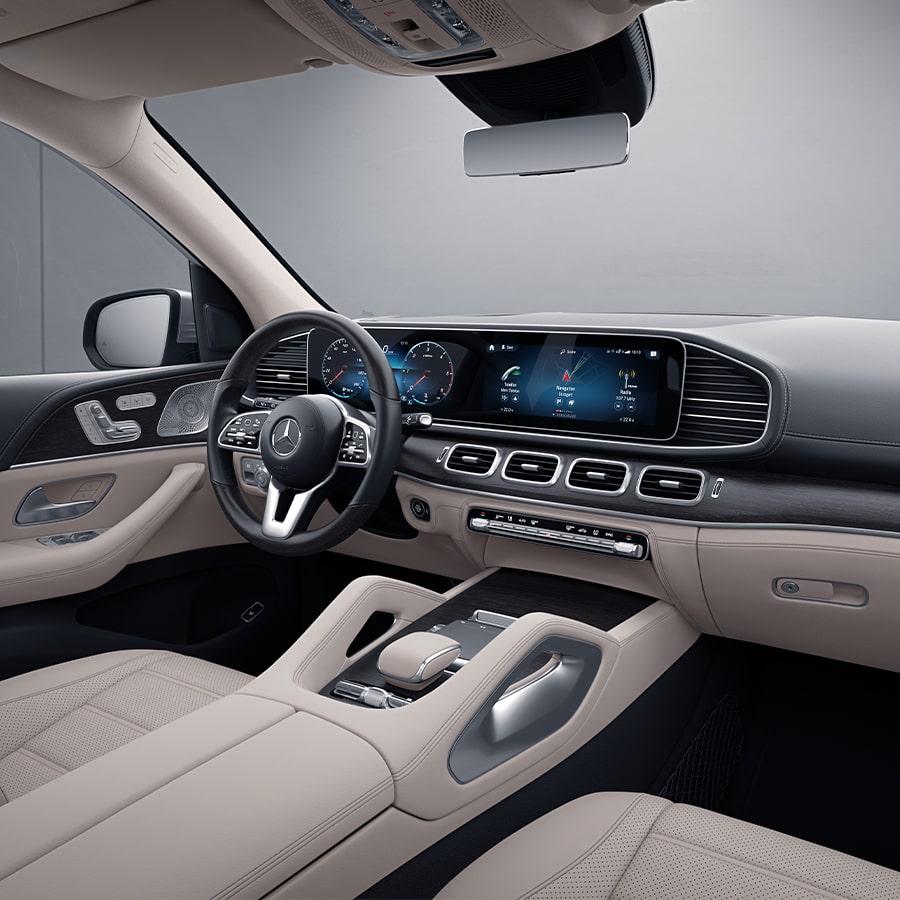 Mercedes-Benz GLS - Confort