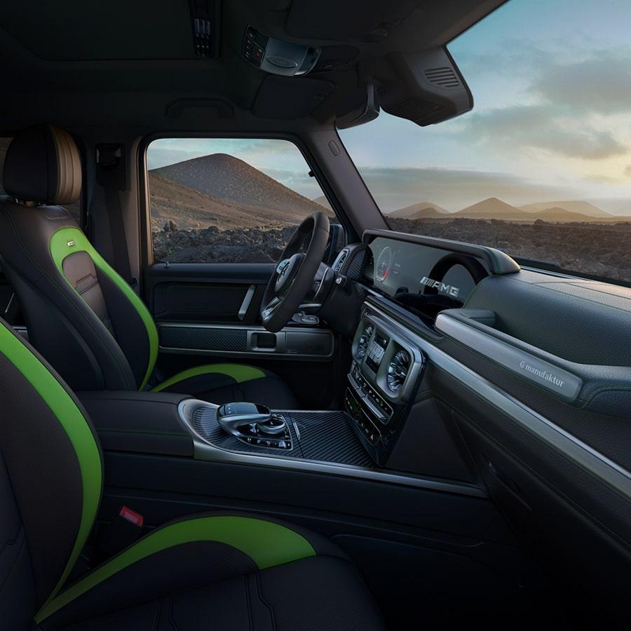 Mercedes-Benz Clase G - Confort