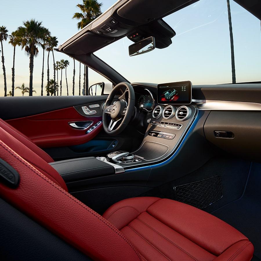 Mercedes-Benz Cabriolet - Confort