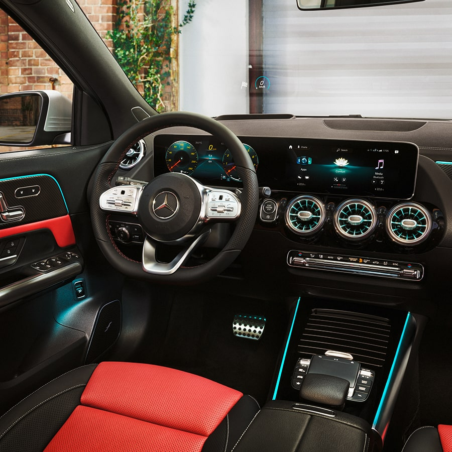Mercedes-Benz GLA SUV - Confort