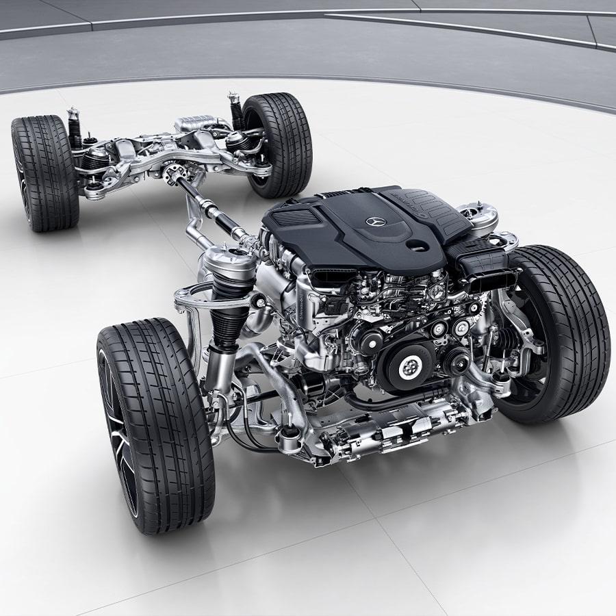 Mercedes-Benz GLS - Seguridad
