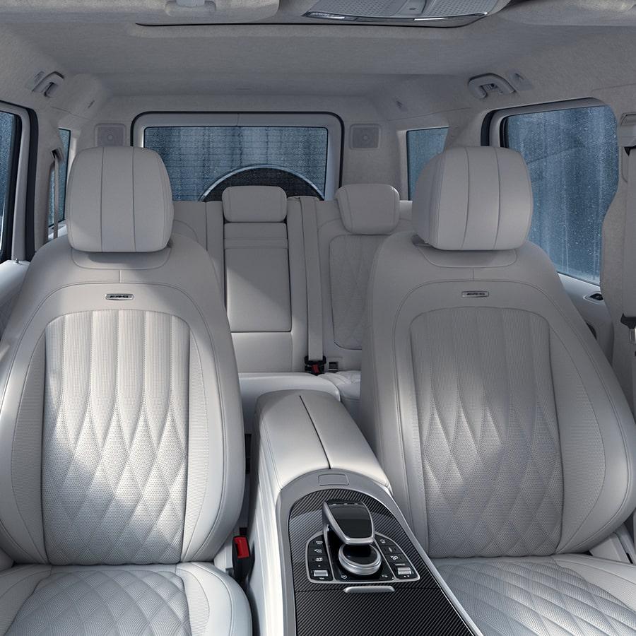 Mercedes-Benz Clase G - Seguridad