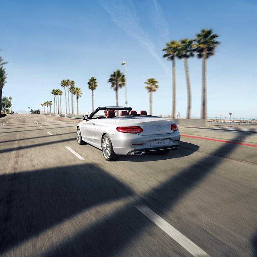Mercedes-Benz Cabriolet - Seguridad