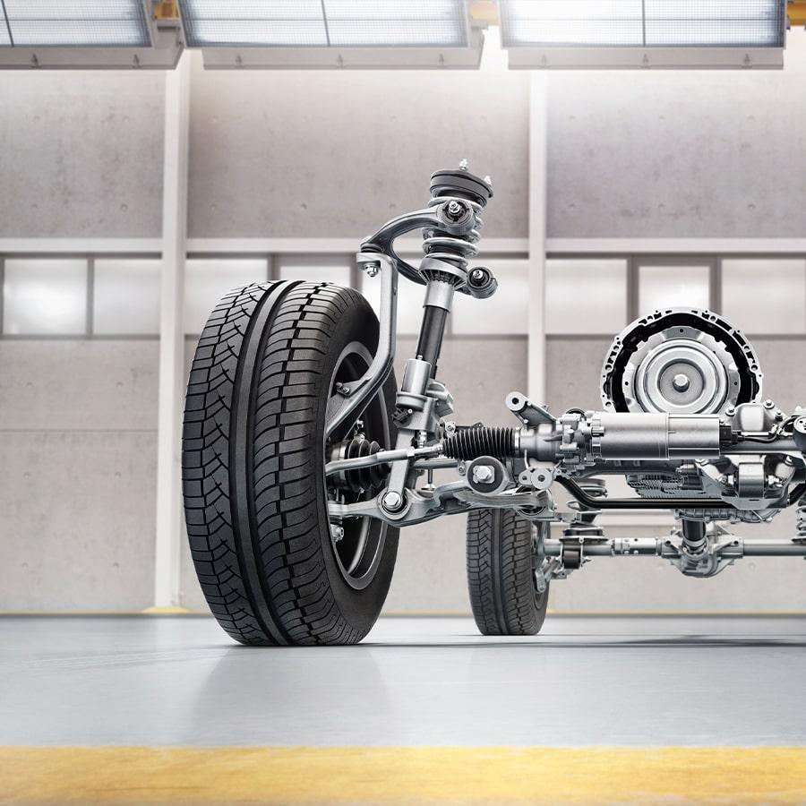 Mercedes-Benz Clase G - Especificaciones