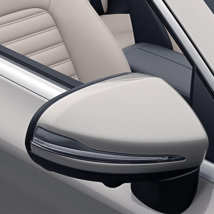 Mercedes-Benz Cabriolet - Especificaciones