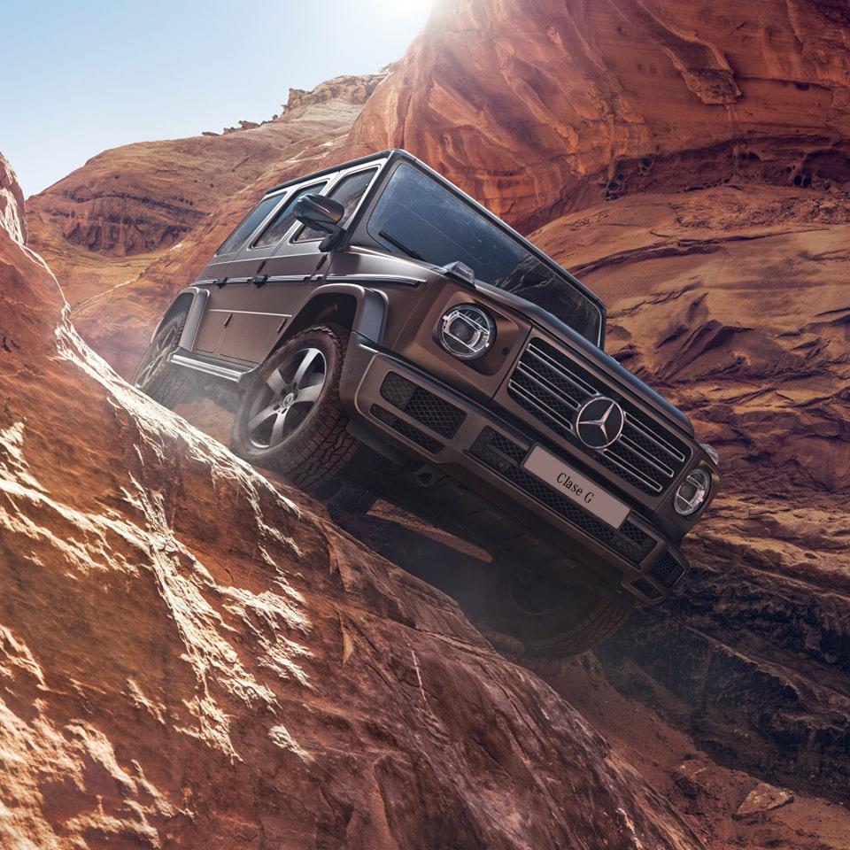 Nueva Mercedes-Benz Clase G