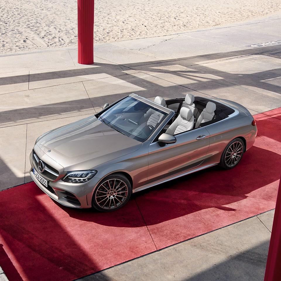 Nuevo Mercedes-Benz Cabriolet