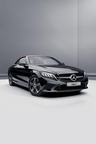 Mercedes-Benz Cabriolet - Negro