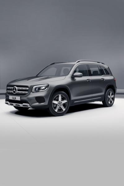 Mercedes-Benz GLB SUV - Gris