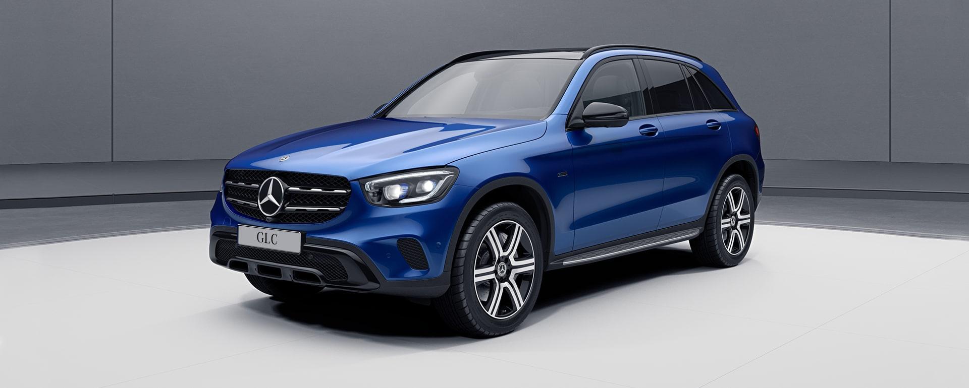 GLC SUV - Azul