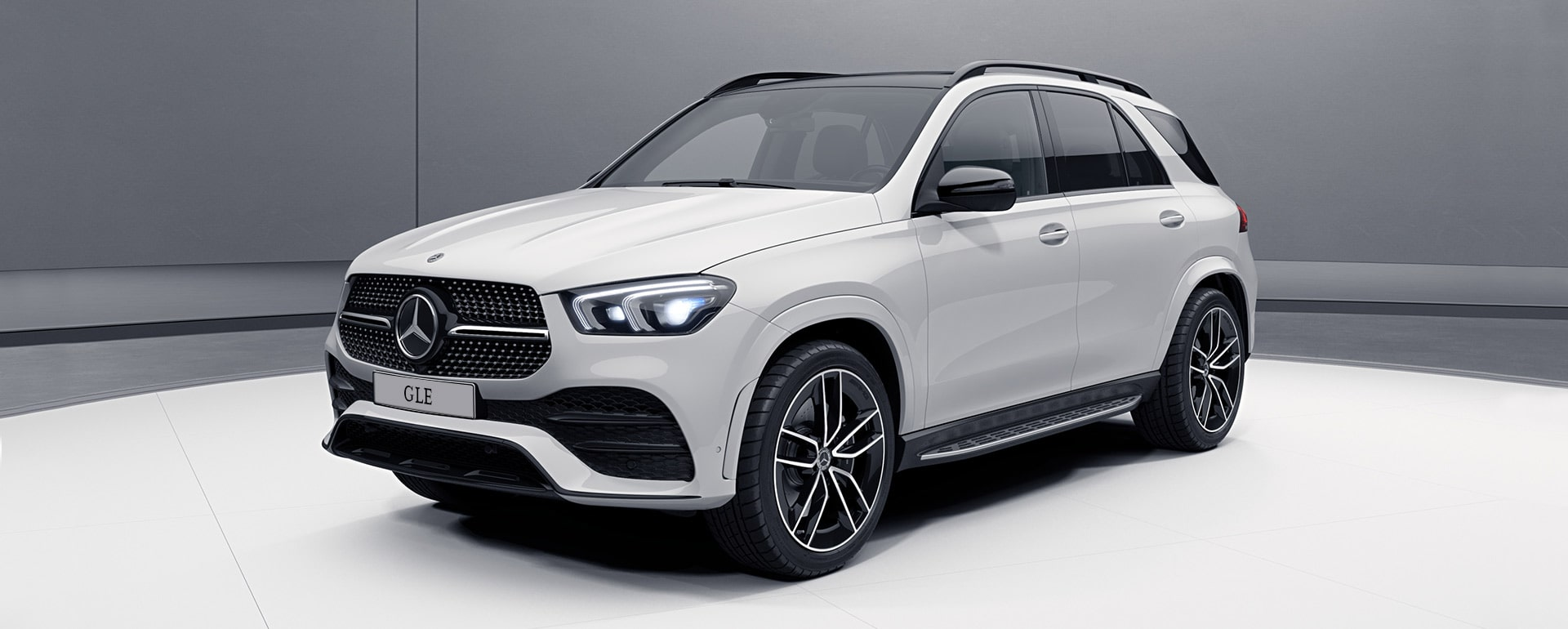 GLE SUV - Blanca