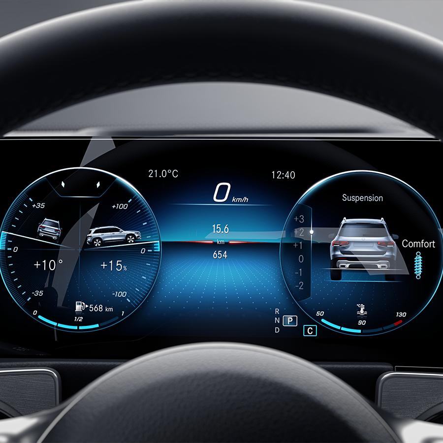 Mercedes-Benz GLB SUV - Confort