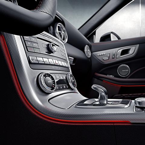 Mercedes-Benz SLC Roadster