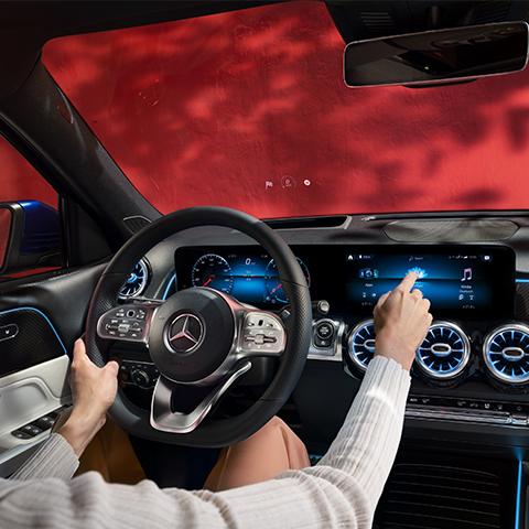 Mercedes-Benz GLB SUV